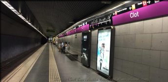 Barcelona-metro-Clot